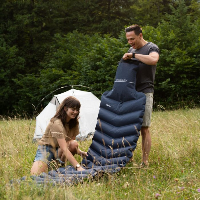 how_to_inflate_sleeping_pad_fast